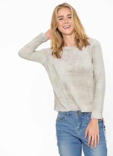 Vero Moda Bluz Gri